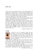 명대의 회화 보고서