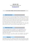승무원 영문 자기소개서(금호아시아나)(신입)