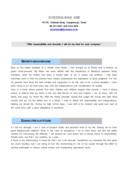 사무 영문 자기소개서(회계)(경력)