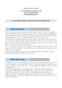 무역 영문 자기소개서(신입)