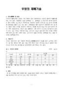 우엉의 재배기술 및 우엉 잎 채취기간과 수량