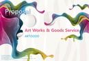 Art Work & Goods Service Project Proposal