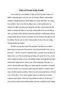 영어 essay 보고서