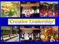 창조적 리더십