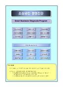프랜차이즈 가맹점 경영진단 프로그램(자동계산)