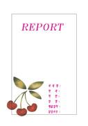 앵두 리포트 표지