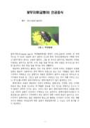 꽃무지류(굼벵이) 사육 방법