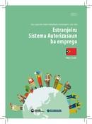 외국인노동자 권리구제 안내용 수첩(동티모르)
