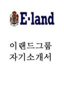 이랜드 리테일 글로벌 SPA 판매전문가 자기소개서 합격 예문