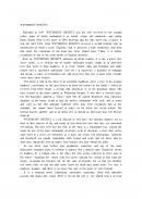 (영문) UTHERING HEIGHTS(폭풍의 언덕 독서감상문) 영어작문