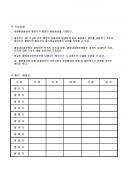 평정단위별 서열명부 엑셀서식