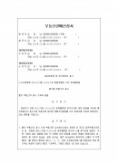부동산경매신청서(공유물 분할을 위한 형식적경매)